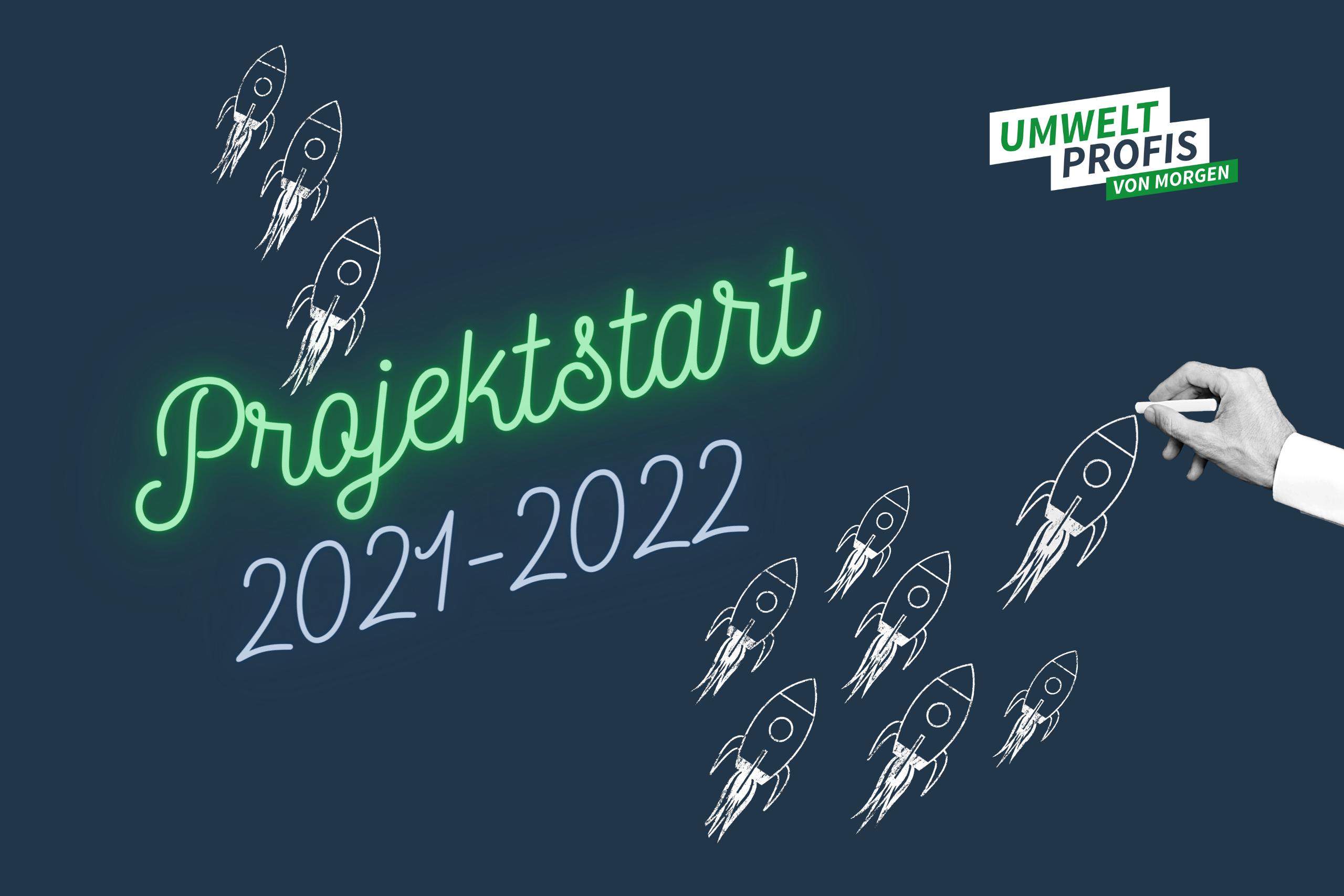 Projektauftakt 2021-22